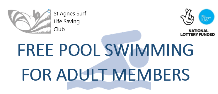 Adult (16+) pool sessions - free for all members...